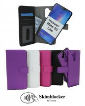 Skimblocker Magnet Wallet Huawei Mate 20 Lite
