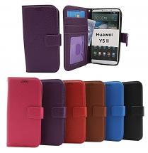 New Standcase Wallet Huawei Y5 II