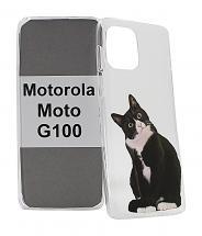 TPU Designcover Motorola Moto G100