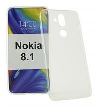 Ultra Thin TPU Cover Nokia 8.1