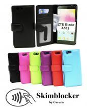 Skimblocker Mobiltaske ZTE Blade A512