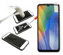 Full Frame Glasbeskyttelse Huawei Y6p