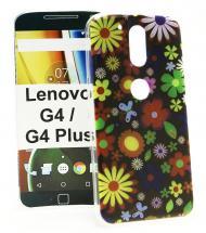 TPU Designcover Lenovo Motorola Moto G4 / G4 Plus