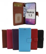 New Standcase Wallet Nokia 1.3