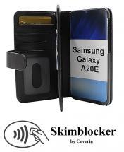 Skimblocker XL Wallet Samsung Galaxy A20e (A202F/DS)