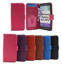 New Standcase Wallet Samsung Galaxy A3 2016 (A310F)