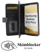Skimblocker XL Wallet Samsung Galaxy S10 Plus (G975F)