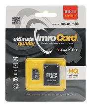 Imro Micro SD hukommelseskort 64 GB
