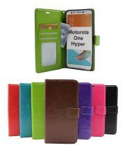 Crazy Horse Wallet Motorola Hyper
