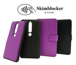 Skimblocker Magnet Wallet Nokia 6 (2018)