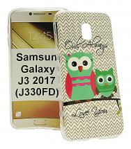 TPU Designcover Samsung Galaxy J3 2017 (J330FD)