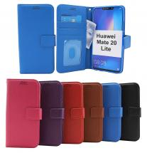 New Standcase Wallet Huawei Mate 20 Lite (SNE-LX1)