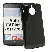 TPU Mobilcover Moto E4 Plus (XT1770)