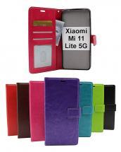 Crazy Horse Wallet Xiaomi Mi 11 Lite / Mi 11 Lite 5G