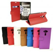 Standcase Wallet Asus ZenFone 3 Deluxe (ZS570KL)