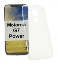 Ultra Thin TPU Cover Motorola Moto G7 Power