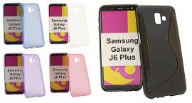 S-Line Cover Samsung Galaxy J6 Plus (J610FN/DS)