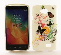 TPU Designcover LG F60 (D390)