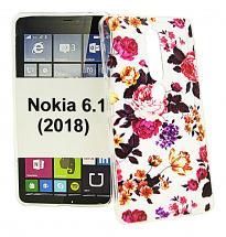TPU Designcover Nokia 6 (2018)