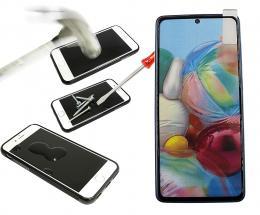 Full Frame Glasbeskyttelse Samsung Galaxy A71 (A715F/DS)