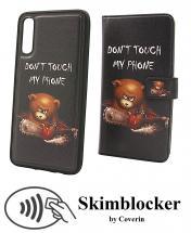 Skimblocker Magnet Designwallet Samsung Galaxy A70 (A705F/DS)
