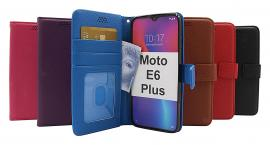 New Standcase Wallet Motorola Moto E6 Plus