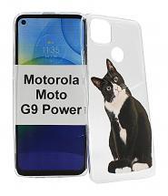 TPU Designcover Motorola Moto G9 Power
