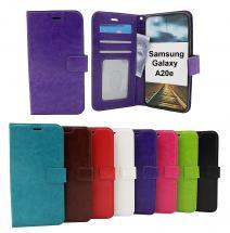 Crazy Horse Wallet Samsung Galaxy A20e (A202F/DS)