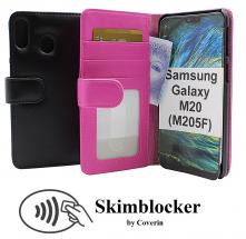 Skimblocker Mobiltaske Samsung Galaxy M20 (M205F)