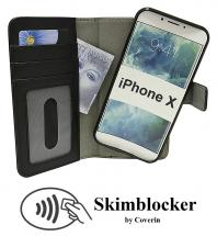 Skimblocker Magnet Wallet iPhone X/Xs