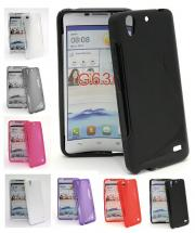 S-Line cover Huawei Ascend G630