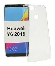 Ultra Thin TPU Cover Huawei Y6 2018
