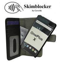 Skimblocker Magnet Wallet OnePlus X