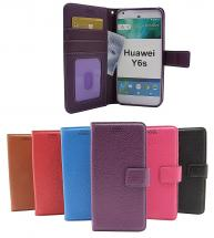 New Standcase Wallet Huawei Y6s