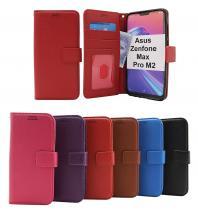 New Standcase Wallet Asus Zenfone Max Pro M2 (ZB631KL)
