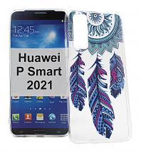 TPU Designcover Huawei P Smart 2021