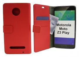 Standcase Wallet Motorola Moto Z3 Play