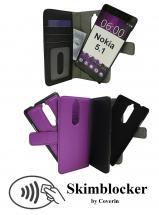 Skimblocker Magnet Wallet Nokia 5.1