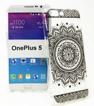 TPU Designcover OnePlus 5