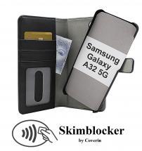 Skimblocker Magnet Wallet Samsung Galaxy A32 5G (A326B)