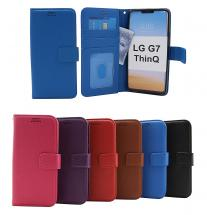 New Standcase Wallet LG G7 ThinQ (G710M)