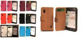 Standcase wallet LG Google Nexus 4