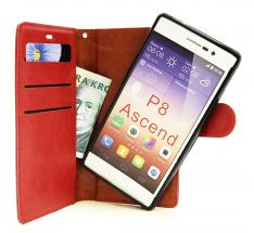 Crazy Magnet Wallet Huawei P8