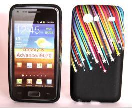 TPU Designcover Samsung Galaxy S Advance
