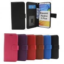 New Standcase Wallet Xiaomi Redmi 5 Plus