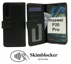 Skimblocker Mobiltaske Huawei P20 Pro
