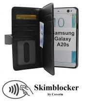 Skimblocker XL Wallet Samsung Galaxy A20s (A207F/DS)