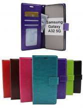 Crazy Horse Wallet Samsung Galaxy A32 5G (A326B)