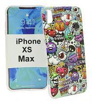 TPU Designcover iPhone Xs Max