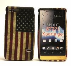 Designcover Sony Xperia Go (st27i)